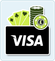 Visa Card for Online 				Poker Sites