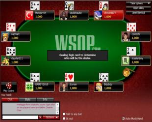 WSOP.com UK Poker Site