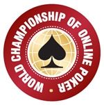 World Championship of Online Poker Logo