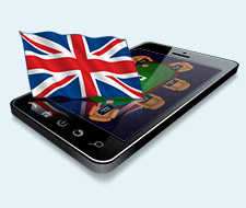 Mobile poker UK